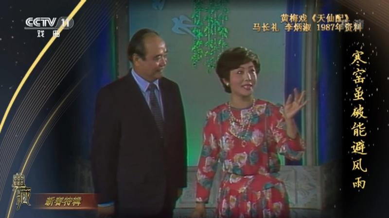 黄梅戏天仙配 演唱:马长礼 李炳淑 典藏