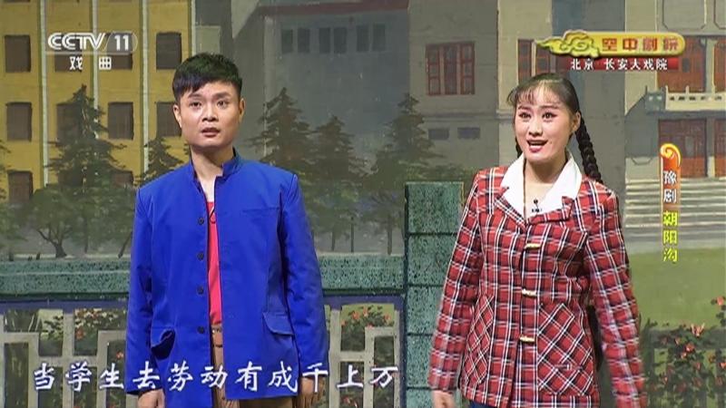 豫剧朝阳沟全集 主演:康沙沙 张军涛 CCTV空中剧院 20210303