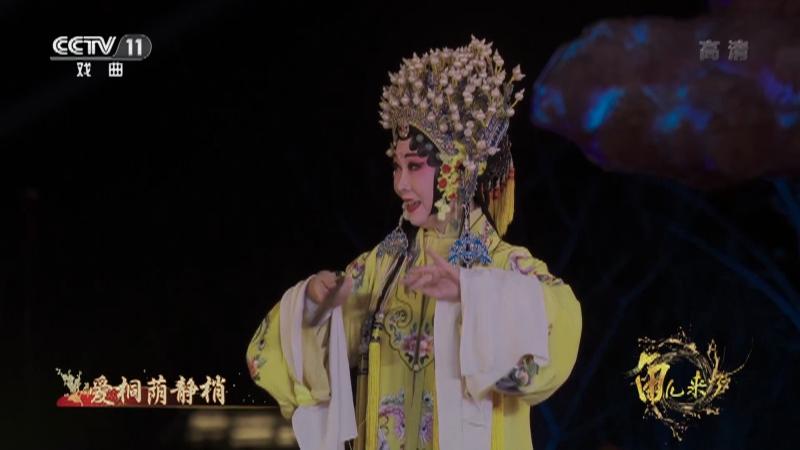 昆曲长生殿 表演者:王芳 赵文林 角儿来了