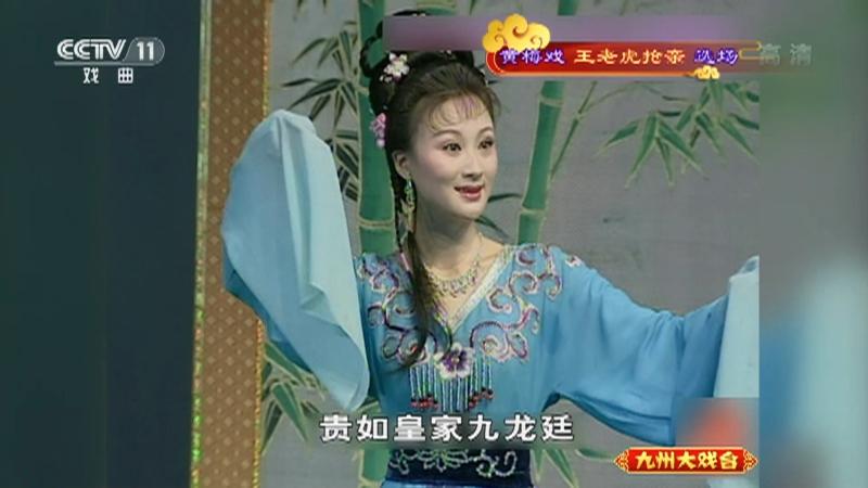 黄梅戏王老虎抢亲选场 主演:严桂兰 左胜利 盛敏学 九州大戏台 20210407