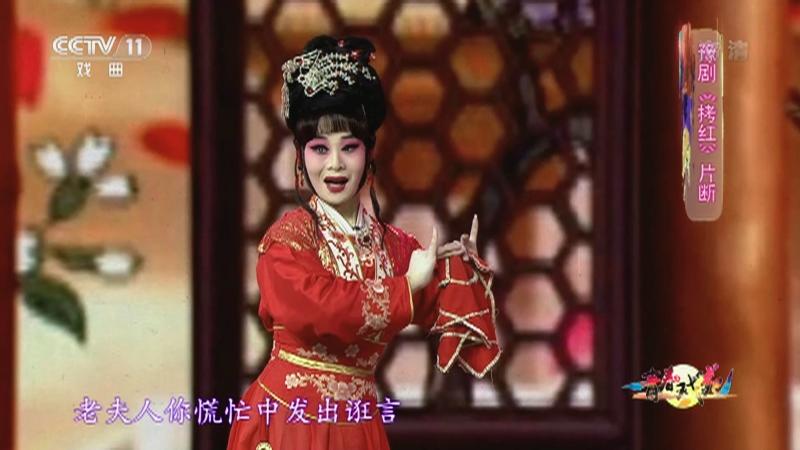 豫剧拷红片断 表演:王娜 青春戏苑