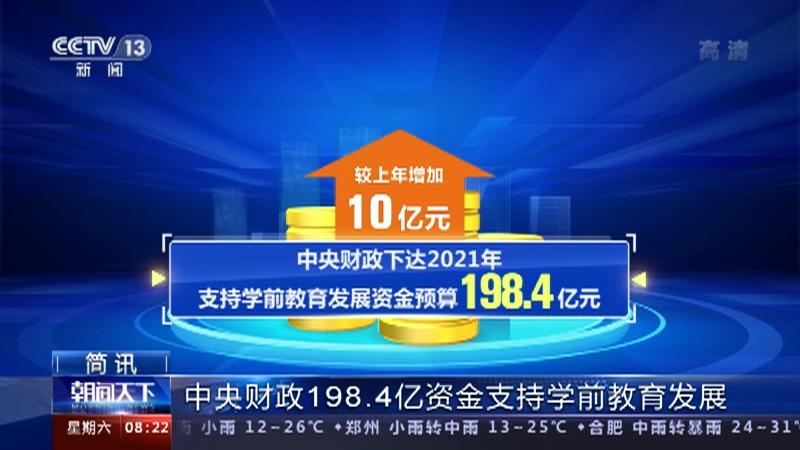 [朝闻天下]简讯央视网2021年05月15日08:37