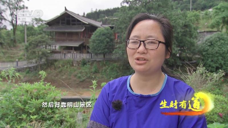 《生财有道》 20210604 乡村振兴中国行——两个村庄 两种财路