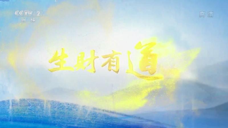 《生财有道》 20210612 山西临县:粽乡 粽香 粽富一方