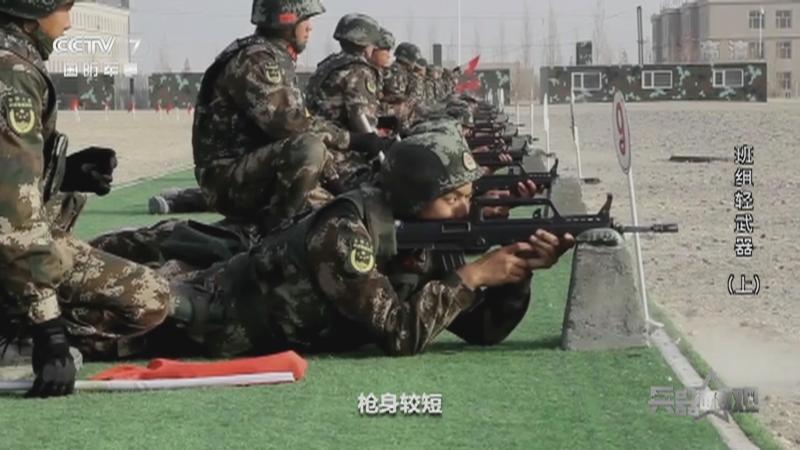 《兵器面面观》 20210913 班组轻武器(上)