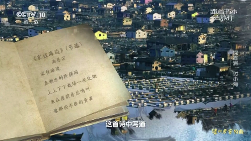 《跟着书本去旅行》 20210916 探霞浦 讨小海