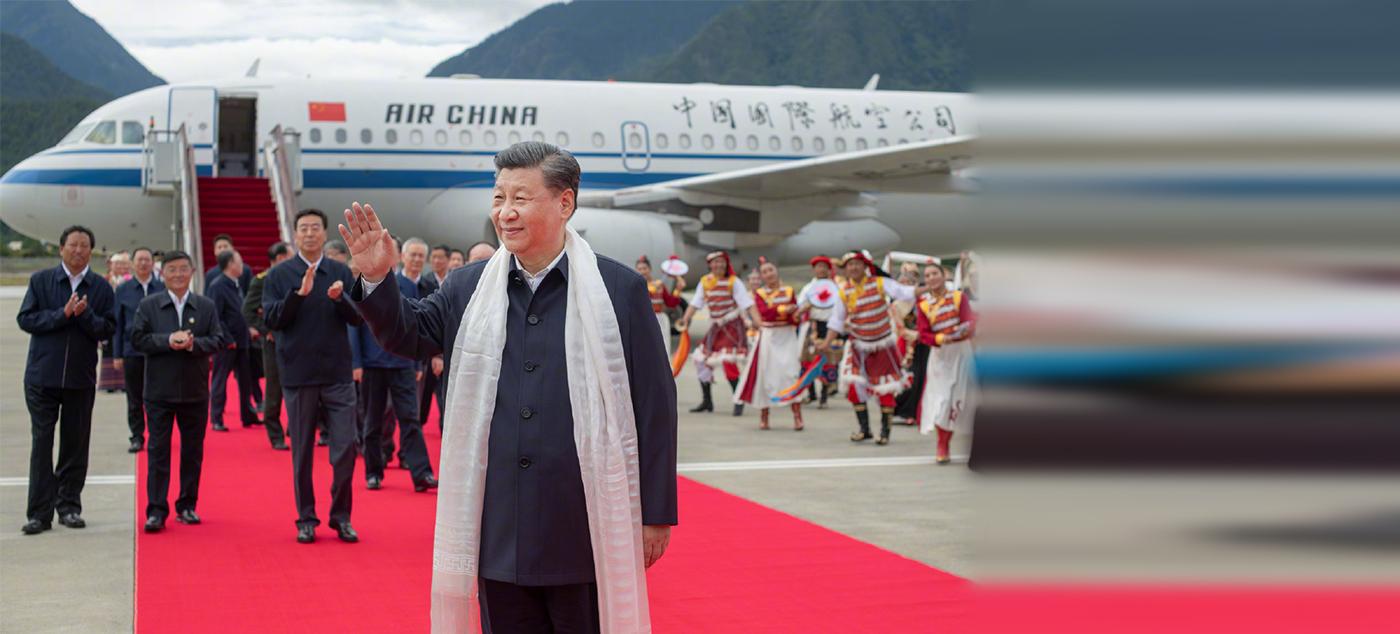 聯播+丨情系高原 習近平與西藏的幾個小故事