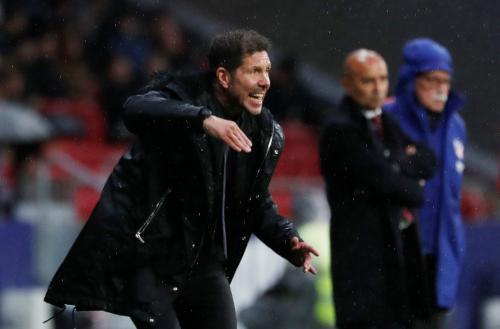 西甲-马竞3-2险胜巴伦西亚 巴萨9分领跑延迟夺