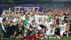 [高清组图]非洲杯-阿尔及利亚时隔26年夺冠