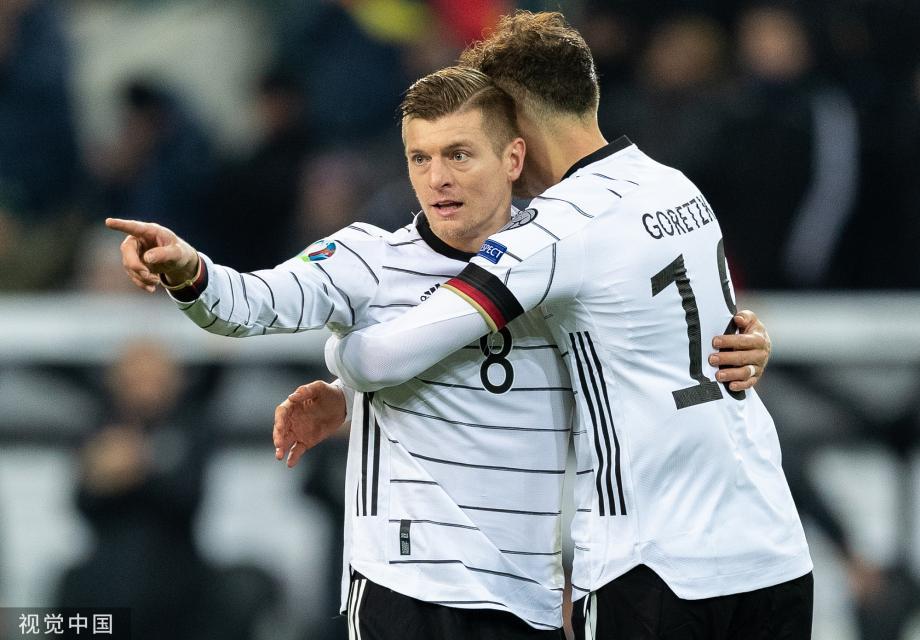 [图]克罗斯两球诺伊尔扑点 德国4-0白俄罗斯