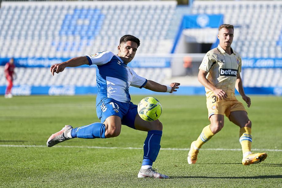 西乙-武磊首发失良机 西班牙人德比绝杀1-0小胜