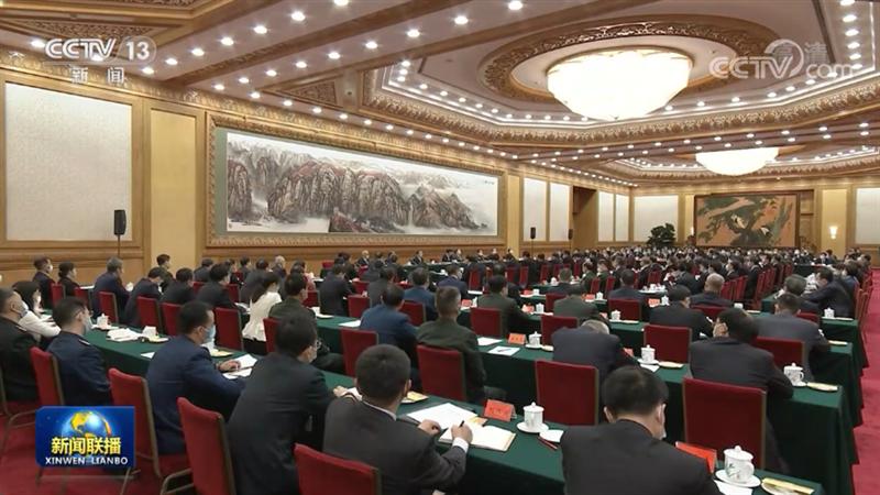 中国共产党成立100周年庆祝活动总结会议在京举行 习近平亲切会见庆祝活动筹办工作各方面代表