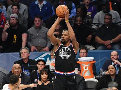 [NBA]全明星正赛 詹姆斯队VS字母哥队 全场集锦