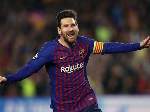[欧冠]梅西两球 巴塞罗那淘汰曼联晋级四强