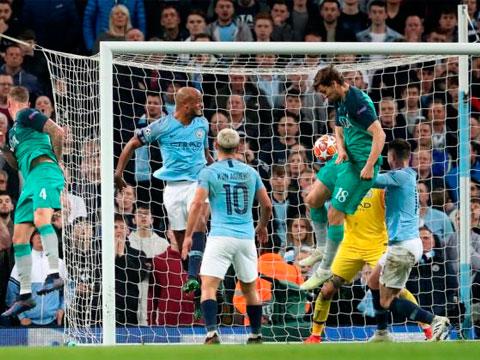 [欧冠]2018-19赛季欧冠1/4决赛次回合比赛集锦