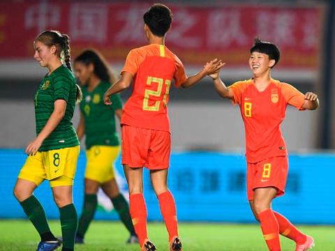 [女足]U19国际女足锦标赛:中国3-0南非 集锦