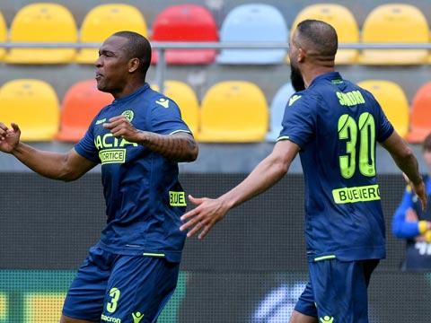 [意甲]第36轮:弗洛西诺内VS乌迪内斯 完整赛事