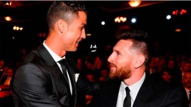 [国际足球]C罗:享受与梅西之间的良性竞争