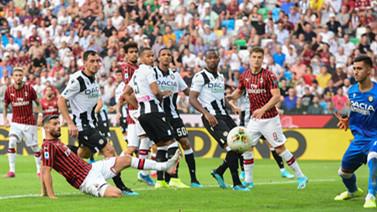 [意甲]第1轮:乌迪内斯VS AC米兰 完整赛事