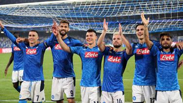 [欧冠]E组第1轮:那不勒斯VS利物浦 完整赛事