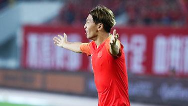 [国足]世界杯亚洲区预选赛:中国7-0关岛 集锦