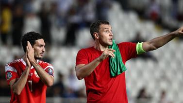 [图]欧洲杯预选赛I组 塞浦路斯0-5俄罗斯