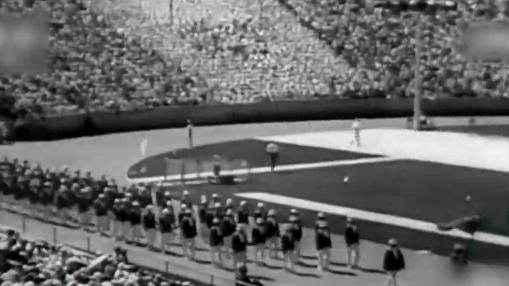 1932中国首次闯奥运 只为粉粹日伪阴谋? 00:01:21