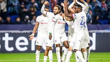 [欧冠]里昂主场战胜本菲卡升至小组第二