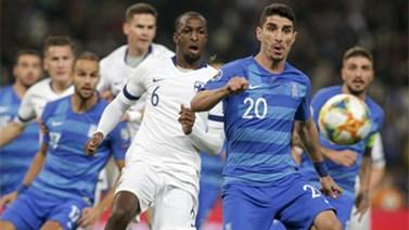 [国际足球]希腊击败芬兰
