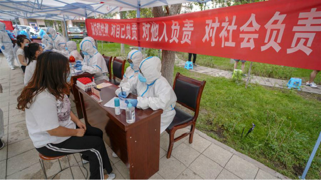 China fights COVID-19 in people-first approach