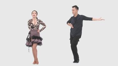 [健身动起来]20210419 恰恰舞教学展示