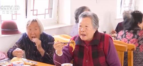 暖心食堂让农村老人暖胃暖心 增添温暖和快乐