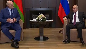《今日关注》 20210529 俄白总统会谈将揭更多真相?美制裁加码对峙升级