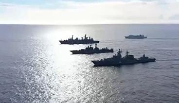 《今日关注》 20210627 美罕见承认俄舰逼近美领土 俄美近距离较量愈演愈烈
