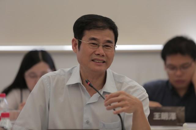 中國傳媒大學黨委書記陳文申教授在紀錄片《手術兩百年》創作研討會致辭