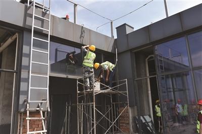 南京百米高空違建今起拆除 超百萬費用將向責任人追償