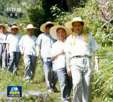 习近平回信勉励福建寿宁县下党乡乡亲们 继续发扬滴水穿石精神