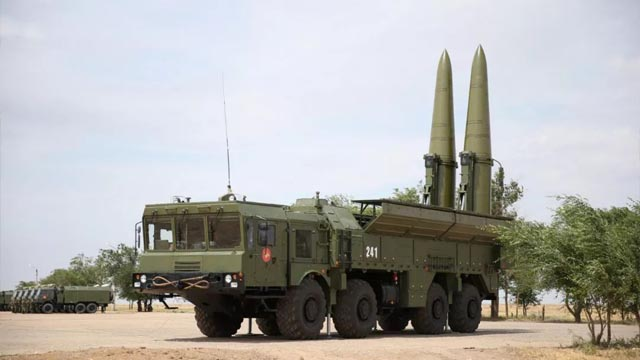 伊斯坎德我-M导弹体系