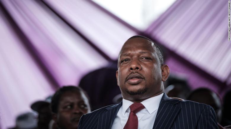 肯尼亚国会议员去世 州长在葬礼上当众揭穿其婚外情