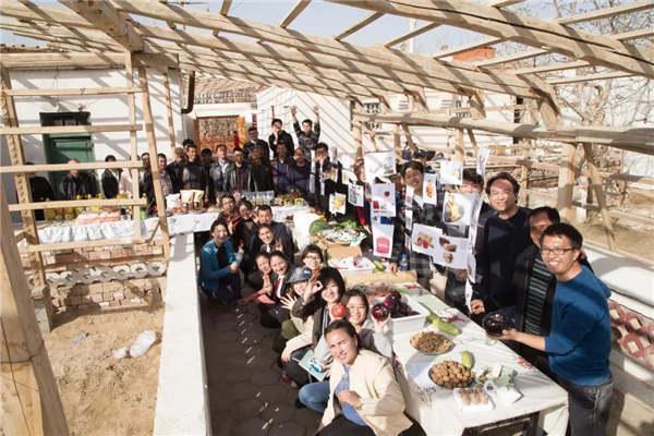 中央美院设计学院用品牌视觉形象设计支持新疆墨玉县的脱贫攻坚工作