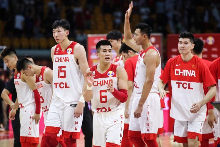 篮球世界杯-排位赛:中国-尼日利亚