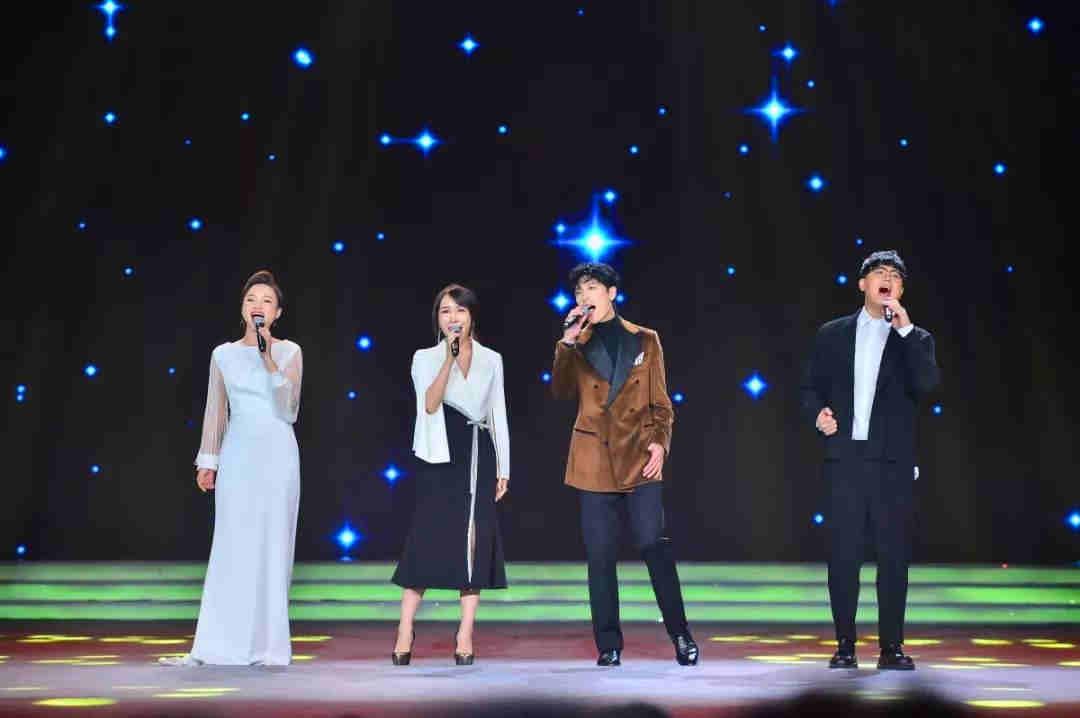 歌曲演唱《生命》 演唱者:金润吉、张赫宣、乌英嘎、胡莎莎