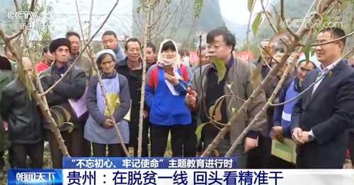 贵州:在脱贫一线 回头看精准干