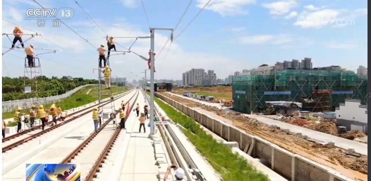 合安高铁启动热滑试验 预计年底可开通