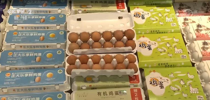 全国鸡蛋价格低位运行 目前供应充足