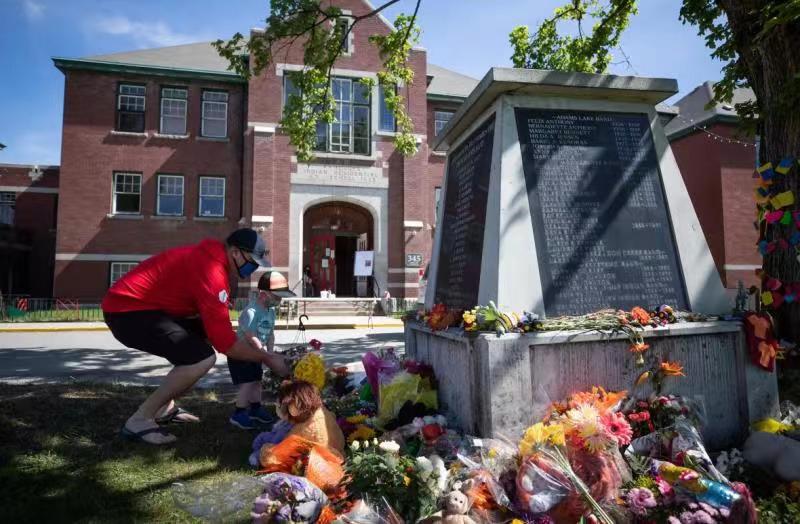 又发现200个,加拿大一寄宿学校旧址儿童遗骸或超400具插图