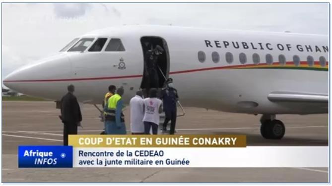 突发!独家!直击几内亚军事政变,全球大事再看总台